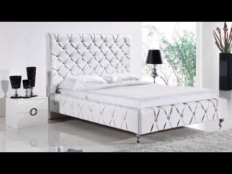 Our Elite Design & Quality  Leather Bed  In Cheap