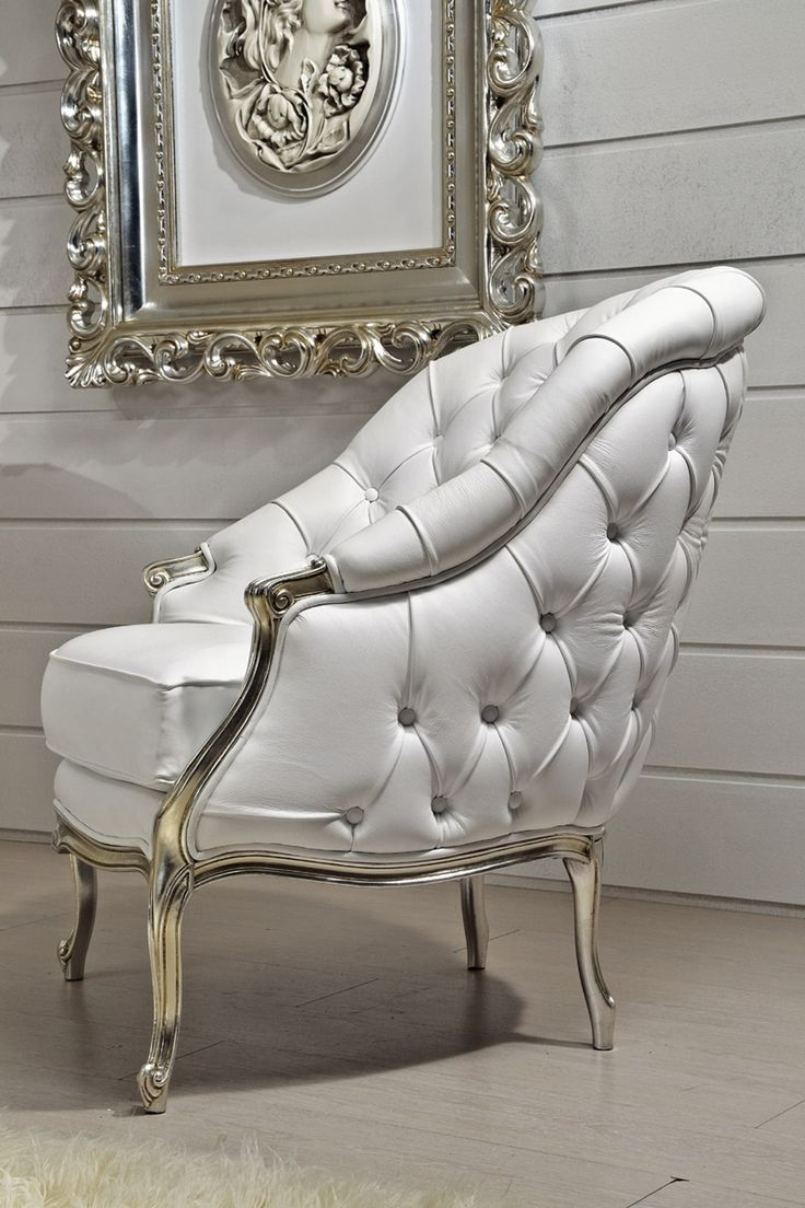 Neo baroque furniture by paolo lucchetta modern furniture design -  Vismaradesign Lounge Armchair Baroque Elegance Collection Perfect To Be Placed In Bed Rooms