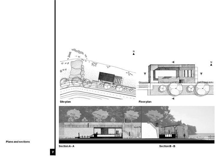 Best Decoration Architecture Student Portfolio Layout