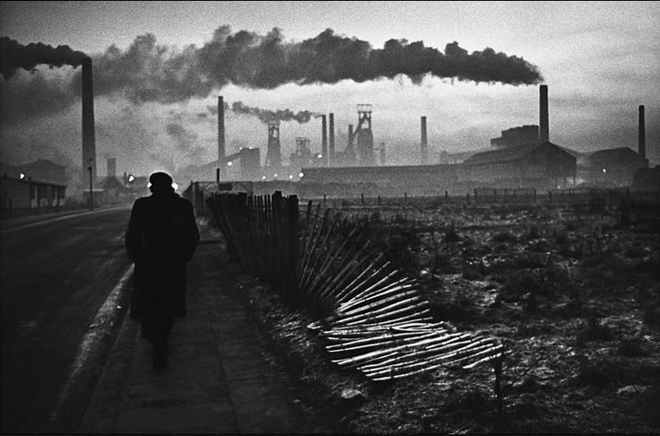 Don McCullin, Early Morning, 1963