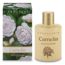 Camelia illatú tusfürdő - Rendeld meg online! Lerbolario Naturkozmetikumok http://lerbolario-naturkozmetikumok.hu/kategoriak/testapolas/tusfurdok