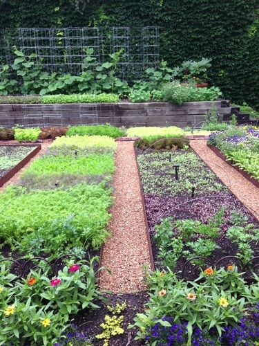 733 best << Edible Landscape >> images on Pinterest | Potager garden ...