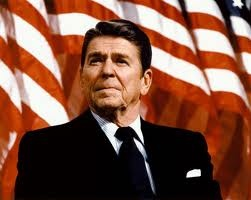 My dad worked for Ronald Reagan when he was governor of California.