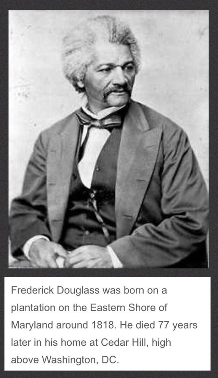 sarah grimke and frederick douglass Free college essay sarah grimke and frederick douglass when i mention the names sarah grimke and frederick douglass what comes to mind abolitionists equal rights activists.