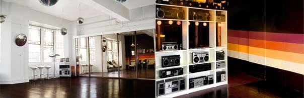 Studio Hire Sydney - Location - Rent Space - Contact Dance Studio 101