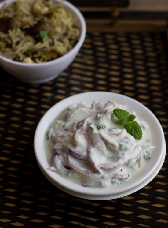 17 best images about raita on pinterest plain yogurt yogurt and onion raita recipe is a must as a side dish with biryani pulaos and also some chats this onion raita is quite a popular side dish across allover india forumfinder Image collections