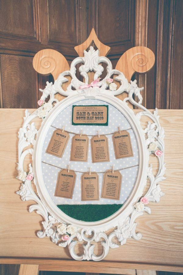 pretty table plan wedding http://www.andreaellisonphotography.com/