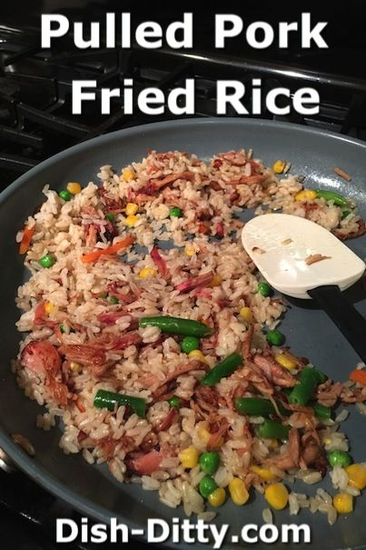 Leftover pork and rice recipes