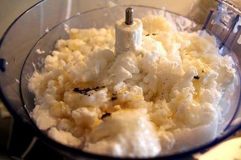 zelf kokosijs maken