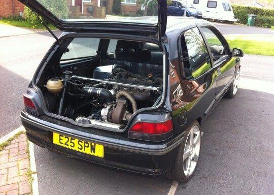 Vr6 Turbo Clio