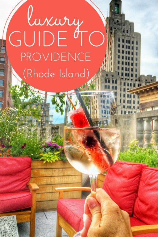 """What makes Providence, RI a perfect destination for travelers seeking a glamorous trip? After living in New York for a few years, we weren't quite sure what to expect from Rhode Island and we were pleasantly surprised by the restaurants, arts scene and culture in Providence. They call it the """"Creative Capital"""" for a reason. Luxury guide to Providence Rhode Island"""