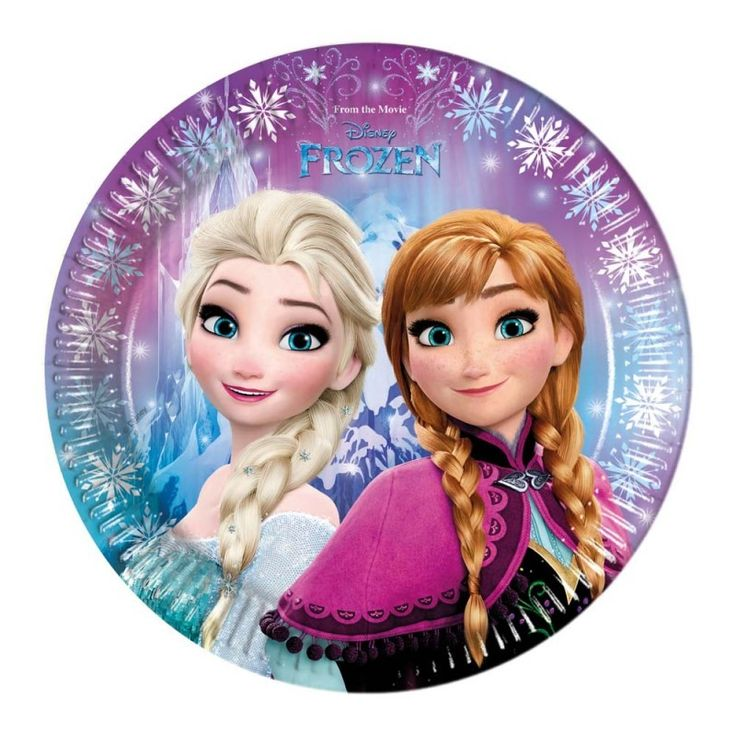 Disney Frozen Borden Lights - 8 stuks.