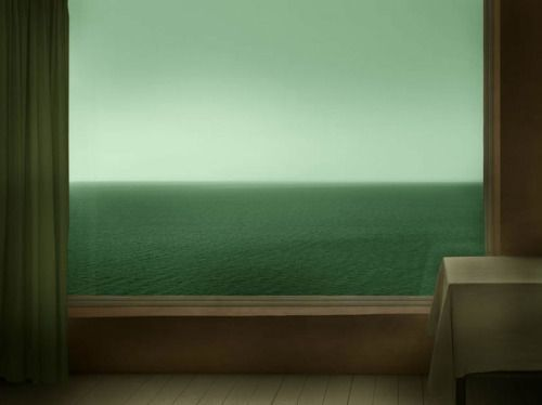 Look through any window Giovanni Castell:
