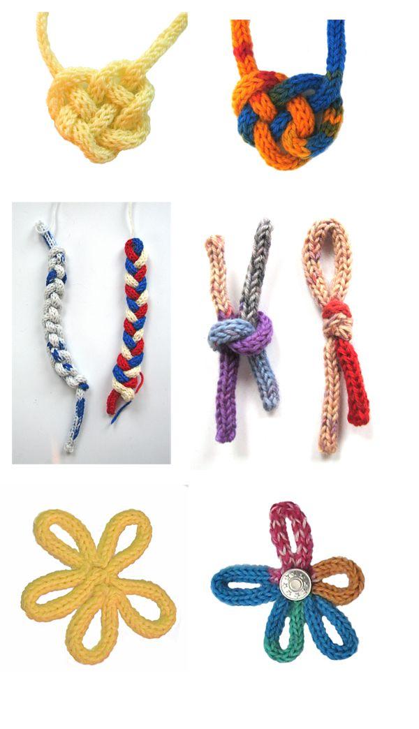 I-Cord embellishments
