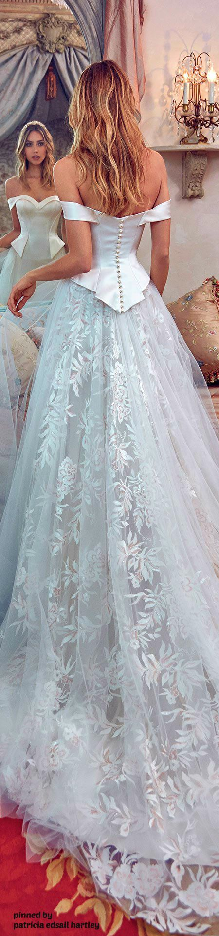 Galia Lahav Collection- Le Secret Royal 2017  #vestidodenovia | #trajesdenovio | vestidos de novia para gorditas | vestidos de novia cortos  http://amzn.to/29aGZWo