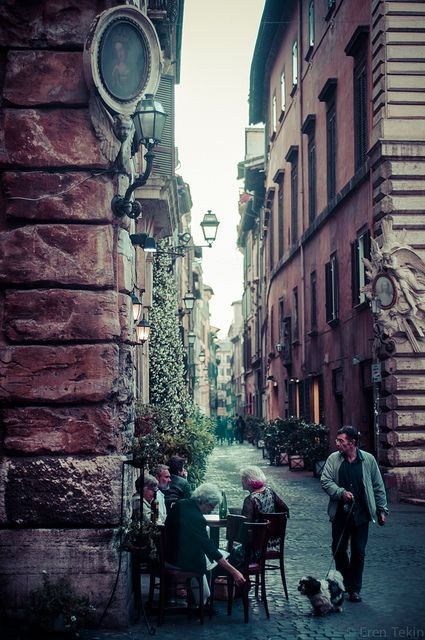 Rome streets... | Flickr - Photo Sharing!
