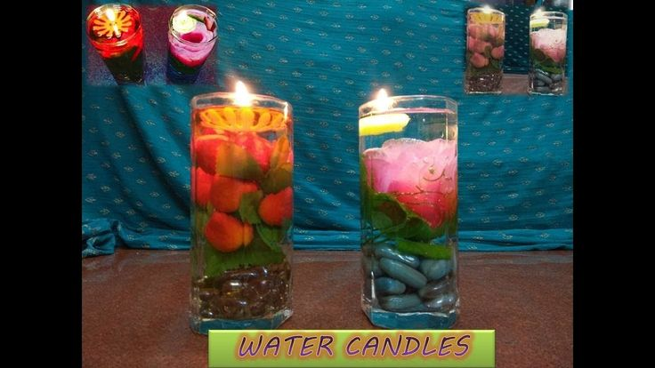 how to make water candles terraria