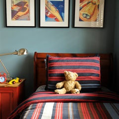 eclectic kids by Lisa Wrixon Interior Design