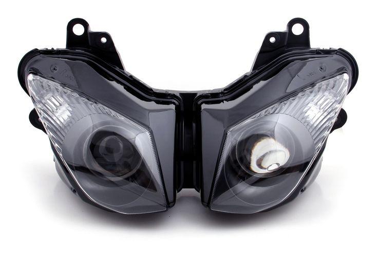 Mad Hornets - Headlight  Kawasaki Ninja ZX6R OEM Style (2009-2010), $269.99 (http://www.madhornets.com/headlight-for-kawasaki-ninja-zx6r-2009-2010/)