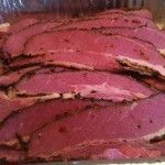 Corned Beef into Pastrami: My Smoked Pastrami Recipe