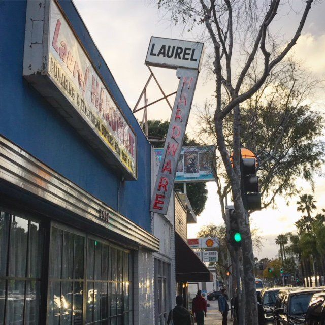 Enjoy Indoor And Outdoor Dining And Cocktails At Laurel Hardware On Santa Monica Blvd In West Hollywood Glitteratitoursla Trip Advisor Tours Beverly Hills