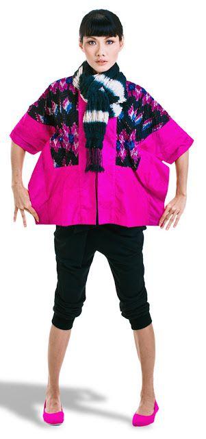 Indonesian lady in style #fashion #Indonesianfashion #style http://livestream.com/livestreamasia