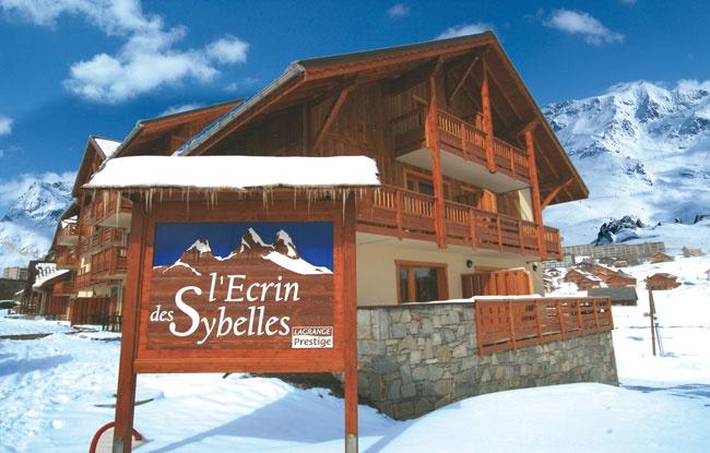 séjour ski La Toussuire pas cher location L'Ecrin des Sybelles à La Toussuire prix promo Partir pas Cher à partir de 449,00 Euros TTC
