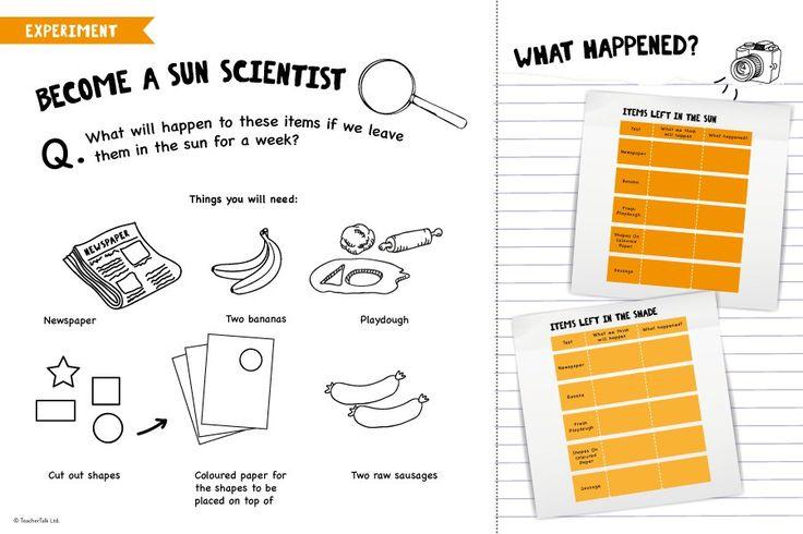 Become a Sun Scientist
