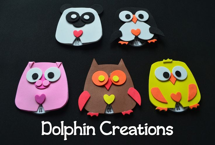 Dolphin Creations - Handmade by Laura