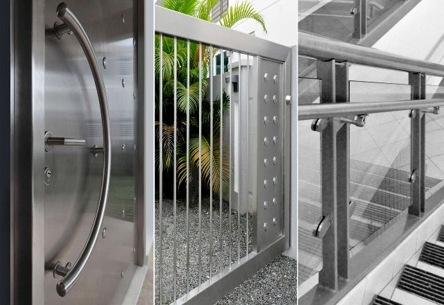 1000 Images About Stainless Steel Works On Pinterest