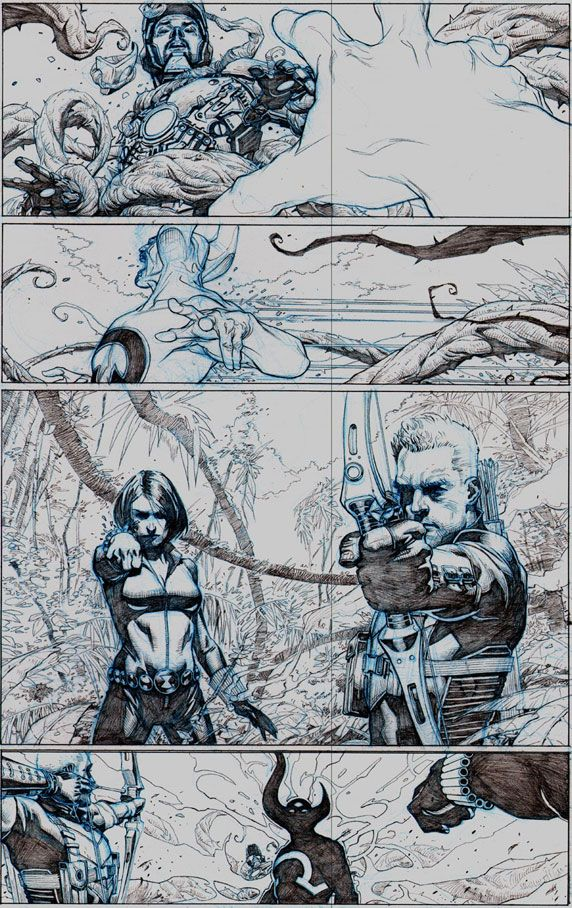 AVENGERS #1  Written by JONATHAN HICKMAN  Pencils by JEROME OPEÑA  In Stores DECEMBER 5, 2012    http://marvelentertainment.tumblr.com/