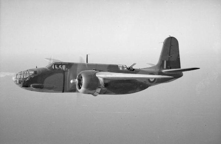 Boston Mk.III from No.24 Squadron SAAF @ Shandur, Egypt.