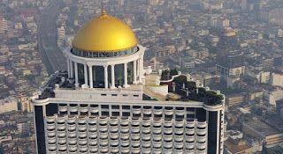 #Отели и #Курорты: #Отель 5* #Tower #Club At #lebua (#Бангкок, #Таиланд)