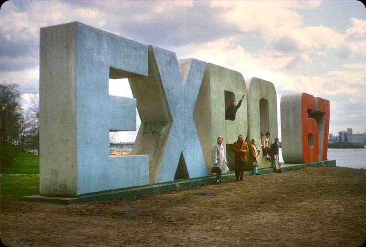 Expo 67 World's Fair was #Canada's main celebration during its centennial year. #Expo2015 #ExpoStory
