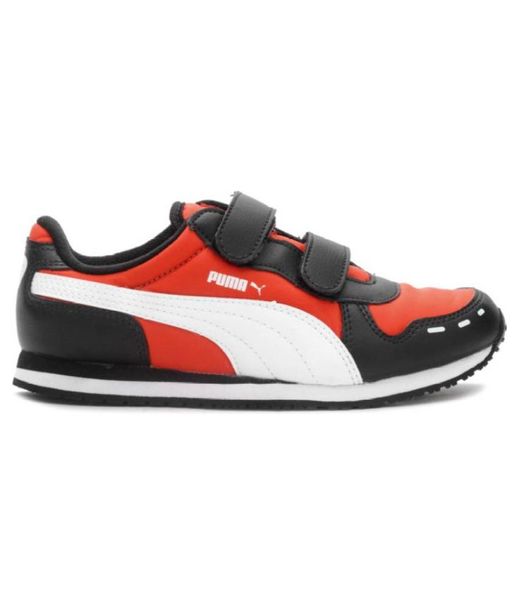 Puma Multicolor Sports Shoes For Boys  available at snapdeal for Rs.1257