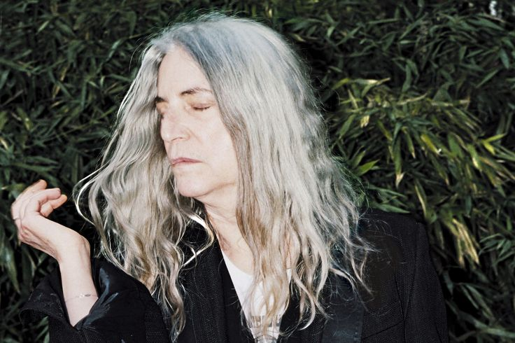 "Les Inrocks - ""M Train"" : Patti Smith, station to station"