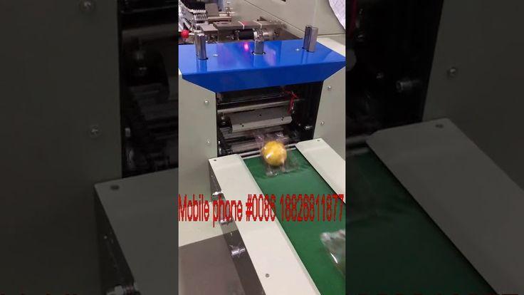 Automatic lemon packing machine, orange fruit packing machine