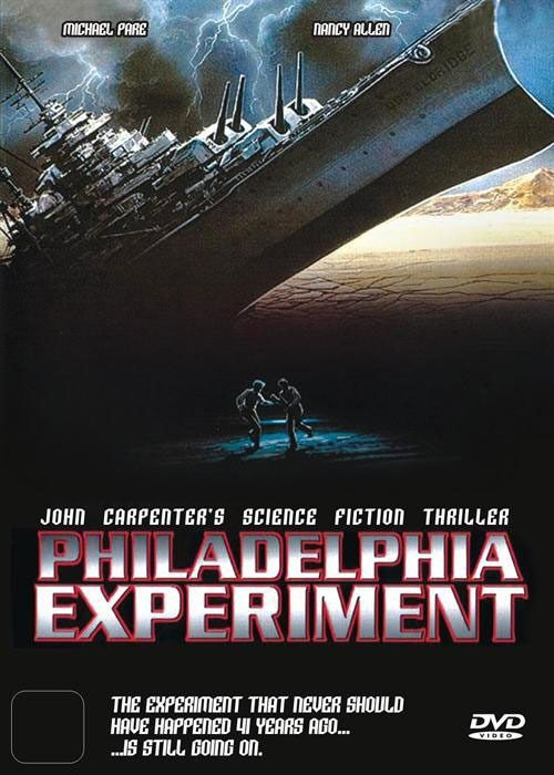 The Philadelphia Experiment ( Part 1 )