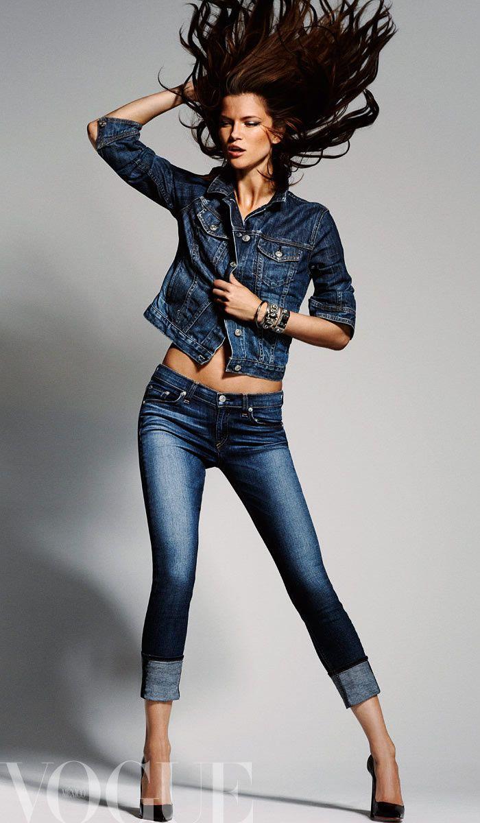 Kasia Struss | David Roemer #photography | Vogue Mexico August 2012