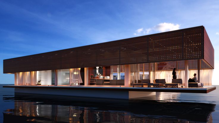 Waterlovt, the perfect summer holiday house at water?