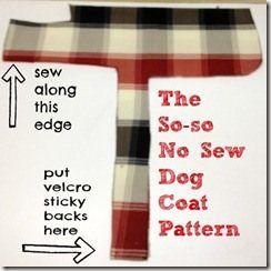 Best 25  Fleece dog coat ideas on Pinterest | Dog fleece, Dog coat ...