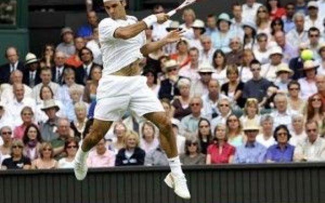 Roger Federer per sempre eroe di Wimbledon #federer #wimbledon #tennis