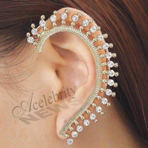 Latest Earrings Designs For Pakistani and Indian Girls