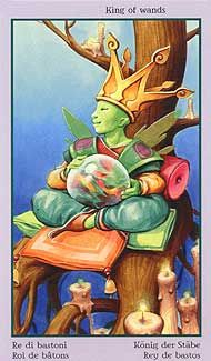 dating king of wands King of wands in career readings king of wands tarot card signifies careers in media, technology, and business owners king of wands often speaks of meeting someone.