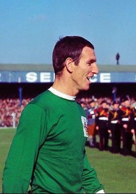Derek Dougan Northern Ireland 1968