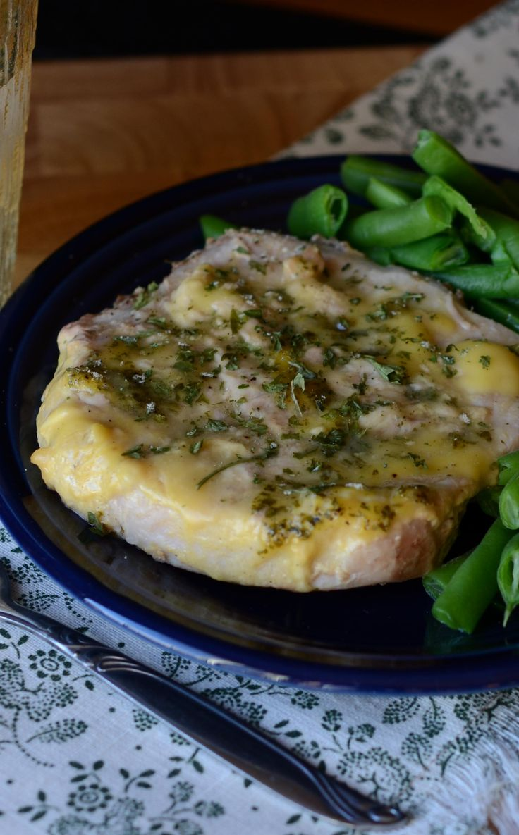 Instant Pot Ranch Pork Chops - Simple yet full of flavor pressure cooker pork chops with only 4 ingredients that you likely have in your pantry! Perfect freezer to pressure cooker meal.