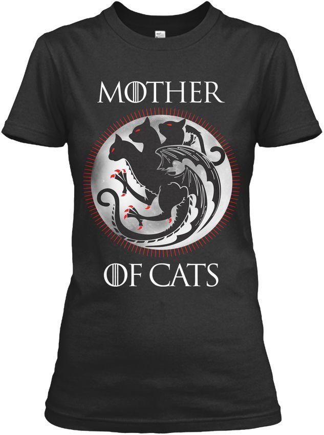 Great Gift Mother Of Cats Gildan Women 039 S Tee T Shirt