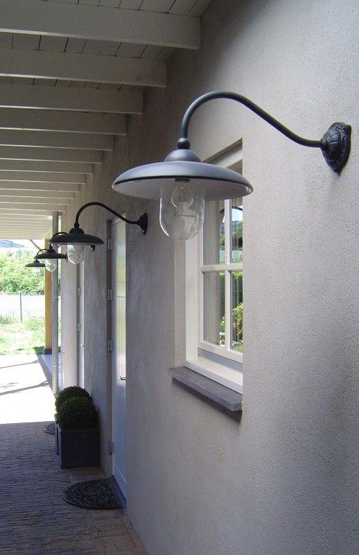 Stallamp Lucce loodkleur (2 modellen) | Buitenverlichting | WWW.ZINKENZO.NL