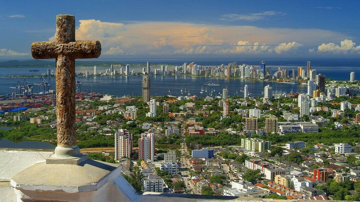 Cartagena is a harbor tourism and monuments images nature