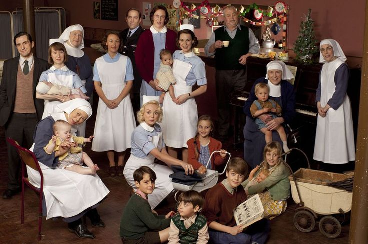 Google Image Result for http://i2.mirror.co.uk/incoming/article1474160.ece/ALTERNATES/s1023/Call+the+Midwife Love the PBS tv series...Call the Midwife.